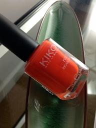 Mes petites nouveautés Kiko : Orange 357