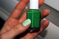 nail art trèfles (2)