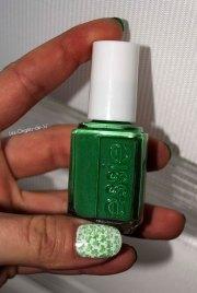 nail art trèfles (3)
