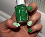 nail art trèfles (4)