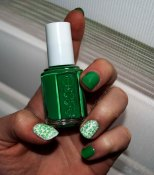 nail art trèfles (5)