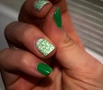 nail art trèfles (7)